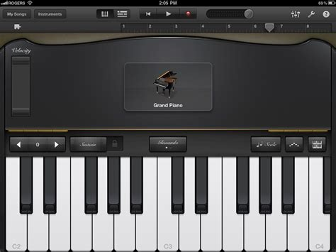 keyboard instrument tutorial garageband for ipad tutorial setting up recording midi