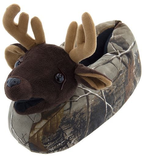 realtree slippers realtree camo deer slippers for
