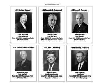 presidential trading card template president trading cards by karyn teach beside me tpt
