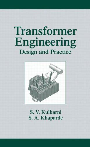 transformer engineering design technology and diagnostics second edition books go to www emechatronix