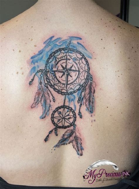 50 dreamcatcher tattoo pictures to pin on pinterest