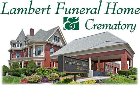 lambert funeral home crematory manchester nh 03104