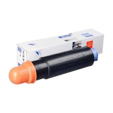 Toner Canon Ir 3045 тонер туба nv print c exv12 совместимый для canon ir