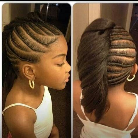 party hairstyles for relaxed hair love it kids hair stylelike what you see follow me on