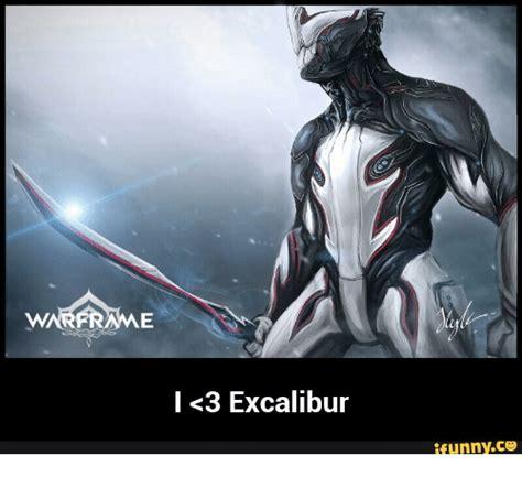 Excalibur Meme - funny warframe memes of 2017 on sizzle warframe funny
