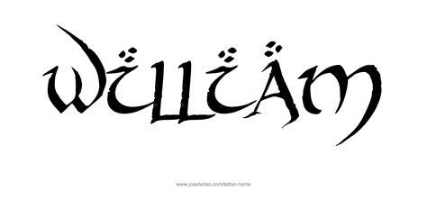 william tattoo designs william name designs designs and