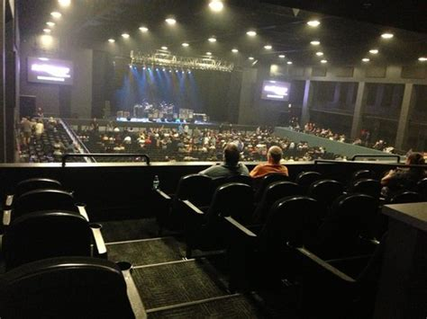 The Floor Show Bethlehem Pa by Concert View From Suite Seating Picture Of Sands