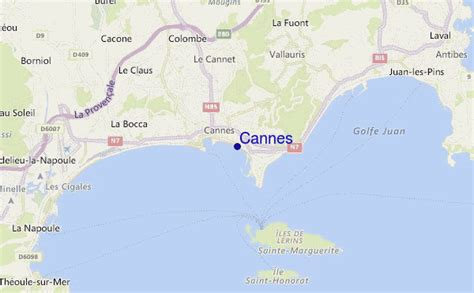 Isle Of Canes cannes surf forecast and surf reports mediterranean