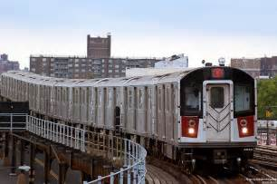 new nyc subway cars r142a new york city subway car