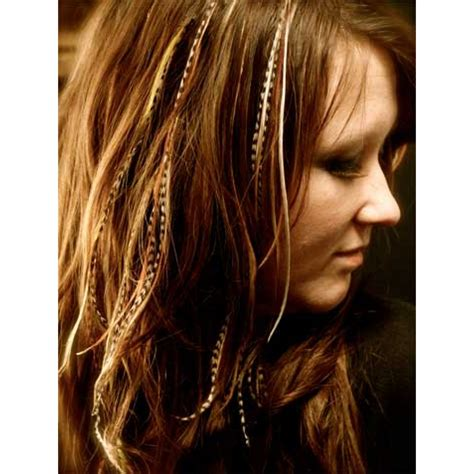 cleopatra hair extensions feather hair extensions coloured natural cleopatra
