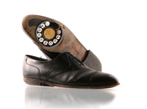 the shoes phones get smart phones you can actually get pcworld