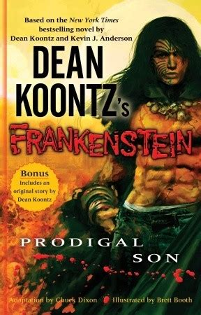 frankenstein prodigal books dean koontz s frankenstein volume 1 prodigal by