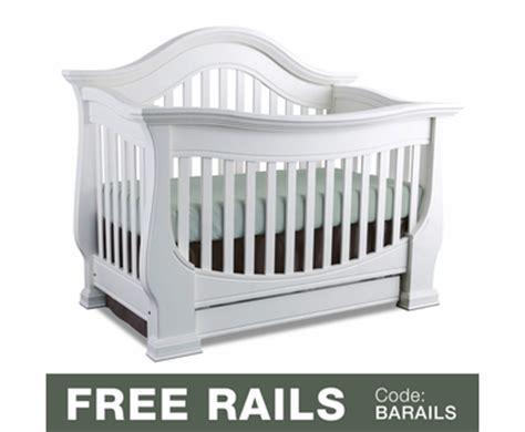 davenport convertible crib baby appleseed baby cribs nursery furniture simply