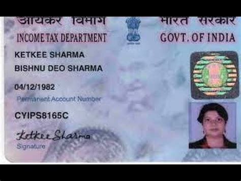 make pan card india how to apply pan card