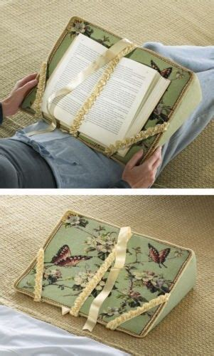 butterfly book rest holder lap laptop bookend elegant