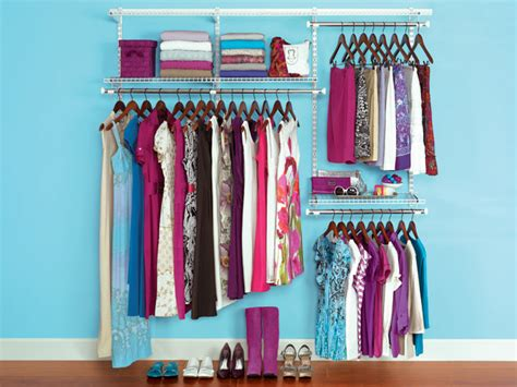 Rubbermaid Homefree Closet System by Rubbermaid Homefree Series Closet Kit 3h11 Get Organized