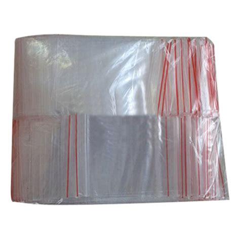 new 200 ziplock storage bags transparent plastic zipper