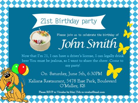 invitation quotes for 21st birthday 21st birthday invitations 365greetings
