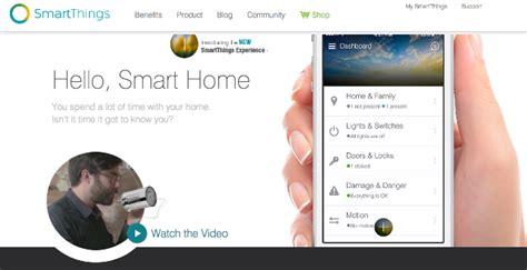smartthingsがスマートホームプラットフォームを公式に公開 the bridge ザ ブリッジ