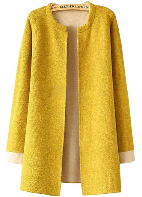 Conventional Knit Cardigan 1000 ideas about yellow coat on vintage inspired fashion blair waldorf and yellow