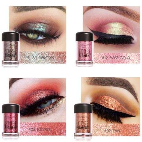 Makeup Focallure focallure pearl eyeshadow metallic highlight shimmer