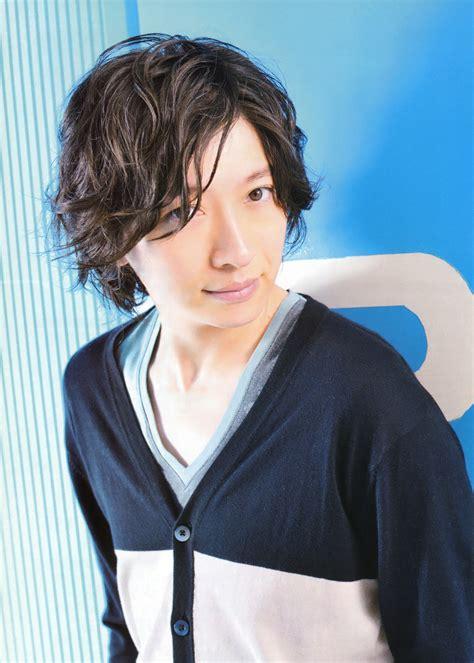 Daisuke Suzuki Voice Actor Tatsuhisa Suzuki Otakubishounen