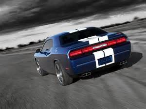 White And Blue Dodge Challenger All Bout Cars Dodge Challenger
