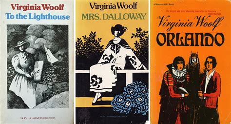 the modern light house service classic reprint books a brief visual history of virginia woolf s book covers