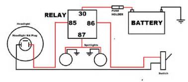 wiring diagram driving lights wiring diagram