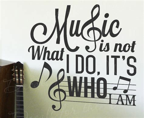Do It Yourself Wall Murals compare prices on music inspirational quotes online