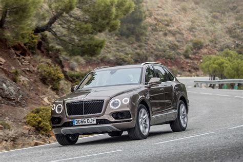 2017 Bentley Bentayga Diesel Review Caradvice