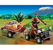 Playmobil Ranger With Quad Bike And Trailer  Growing Your