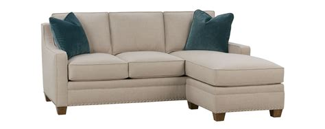 apartment sectional couch small fabric sectional and sleeper with chaise club