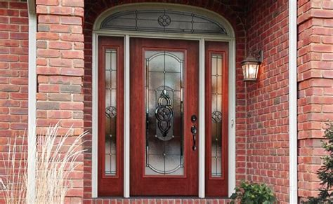 Andersen Fiberglass Entry Doors With Sidelights Prices Andersen Exterior Doors Prices