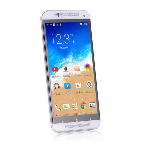 free for android phone 5 quot android mobile phone touch screen wifi 3g dual sim free smartphone white ebay