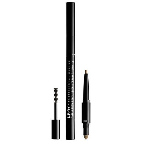 Givenchy 3in1 nyx professional makeup 3 in 1 brow