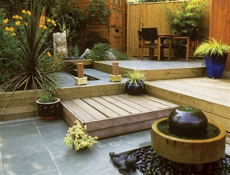 Small Space Big Ideas Landscaping In A Small Backyard Landscaping Ideas Small Backyard