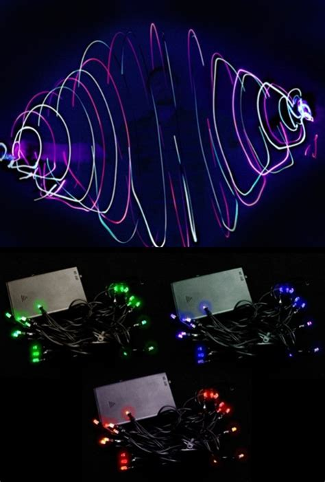 wearable battery operated lights wearable led light wire light up your
