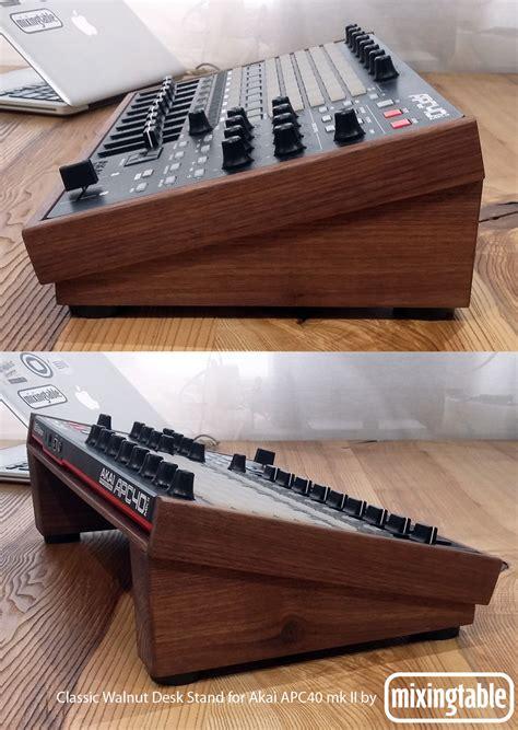 2 desk stand apc40 mk ii classic desk stand mixingtable