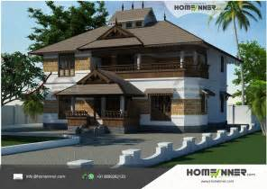 traditional style slope roof 5 bhk kerala house design kerala style 2288 sqft villa design traditional double