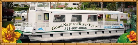 sunset grill boat tours indian river nature tours melbourne eco tours and sunset