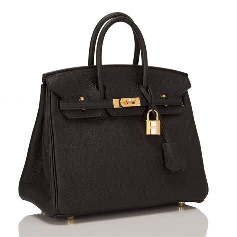 Birkin Ghillies 25 Cm Handbags 6813 1 hermes black togo birkin 25cm gold hardware at 1stdibs