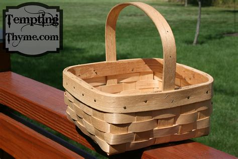 longaberger baskets peterboro and longaberger baskets painting tempting thyme