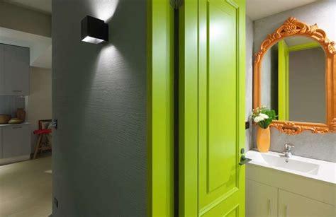 porte colorate per interni porte colorate per interni foto design mag