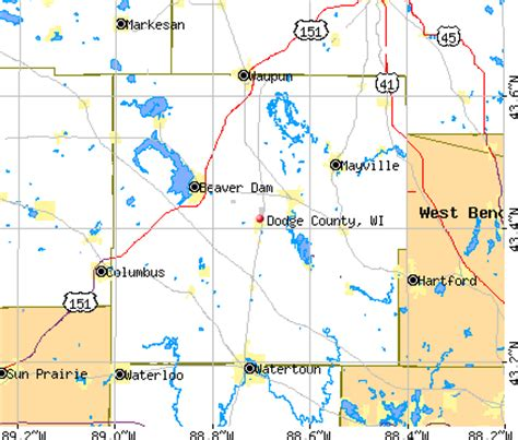 dodge county social services dodge county wisconsin detailed profile houses real