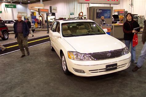 toyota avalon dimensions 2002 toyota avalon technical specifications and data