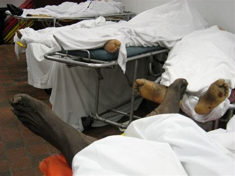 inside the morgue at golden gate funeral home slideshow