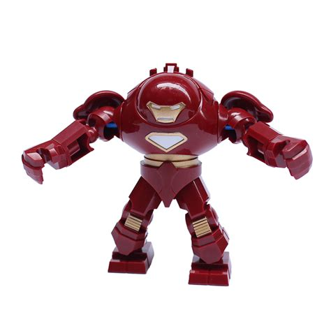 Decool Heroes Iron cheap wholesale decool 0181 heroes the iron buster figures