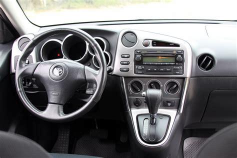 2005 toyota matrix interior pictures cargurus
