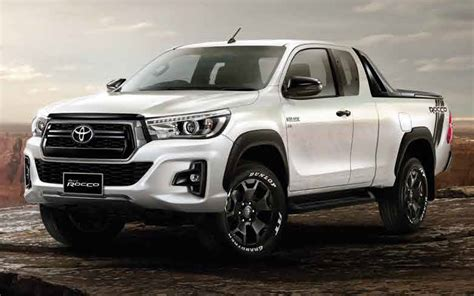 Bodykit Toyota Fortuner 11 14 Trd Thailand Style toyota hilux facelift gets new tacoma style image 737649